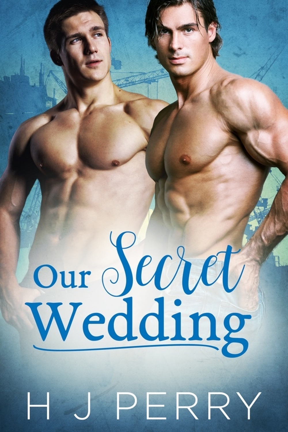 Our Secret Wedding by H J Perry