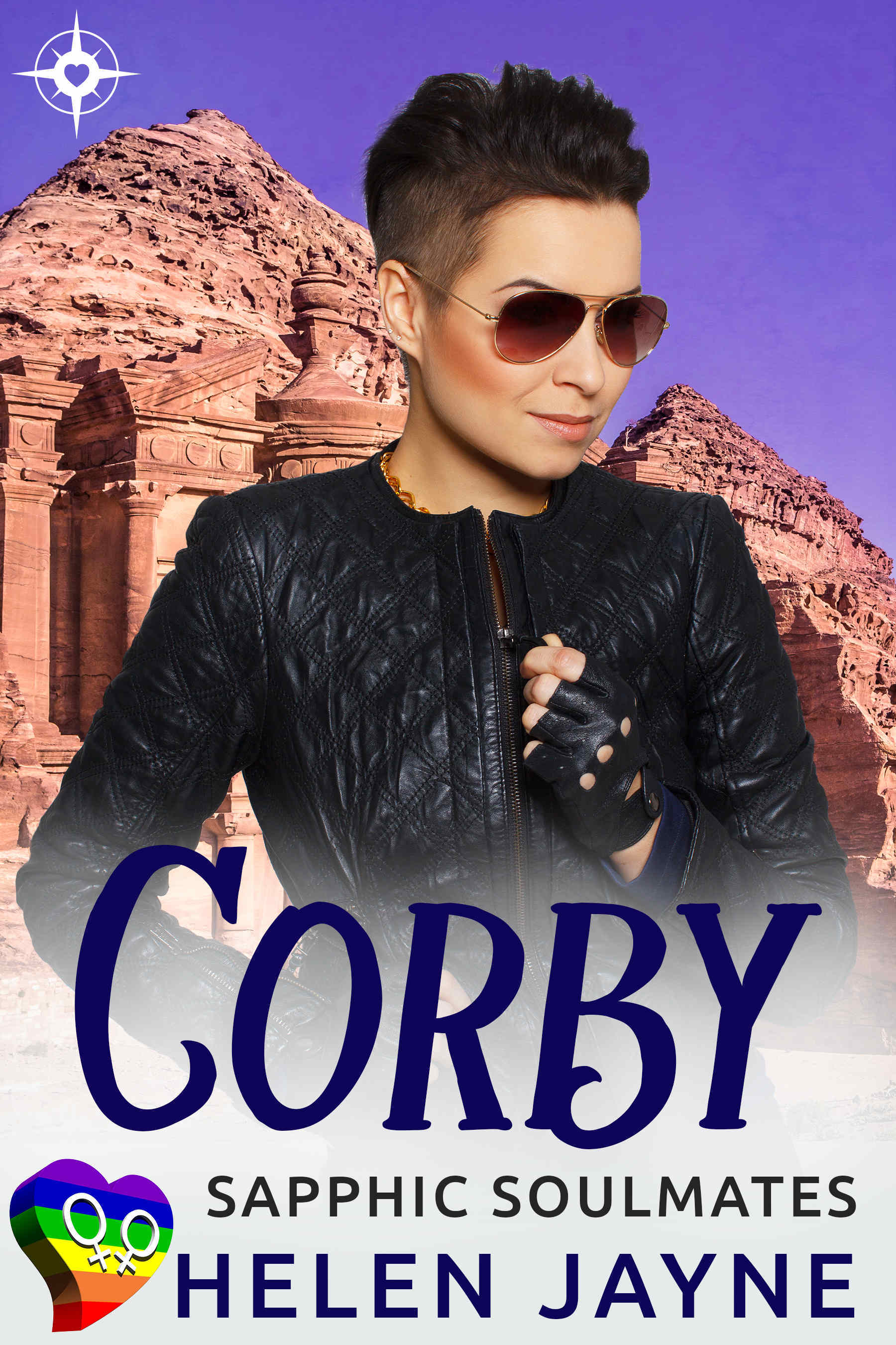 Corby Sapphic Soulmate 2 by H J Perry